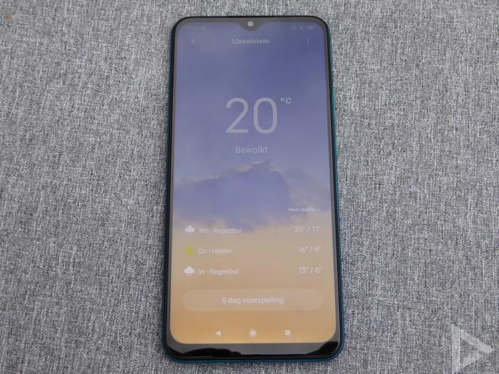 Xiaomi Redmi 9 weer