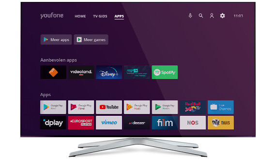 Youfone Android Tv