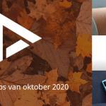 De 8 beste apps van oktober 2020 (+ het belangrijkste nieuws)