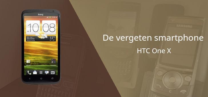 HTC One X vergeten header