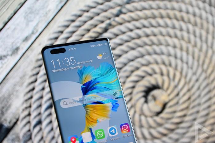 Huawei Mate 40 Pro ervaringen