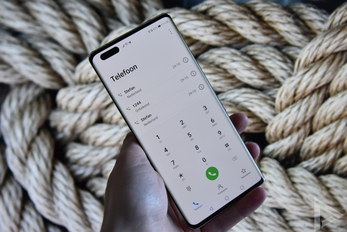 Huawei Mate 40 Pro bellen