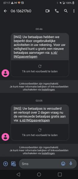 ING sms