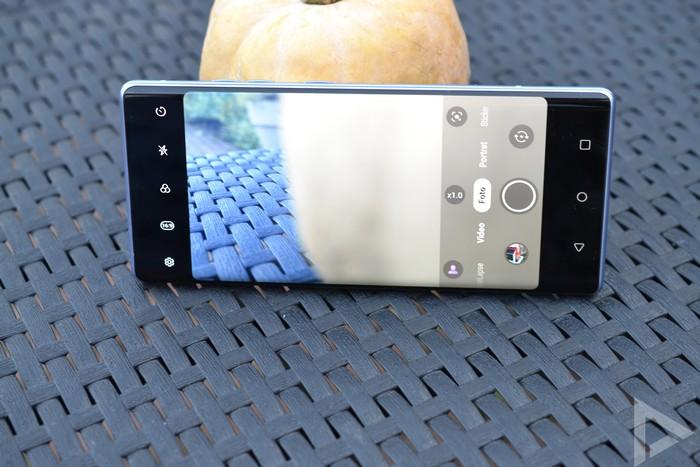 LG Wing camera-app
