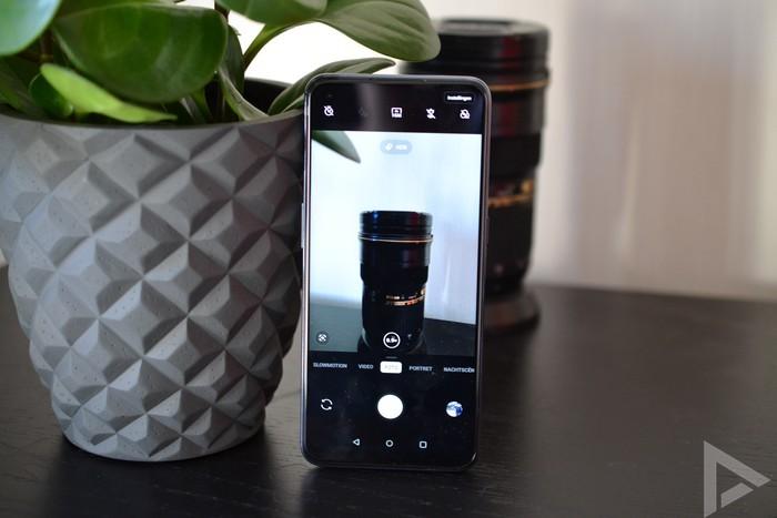 OnePlus Nord N10 camera-app