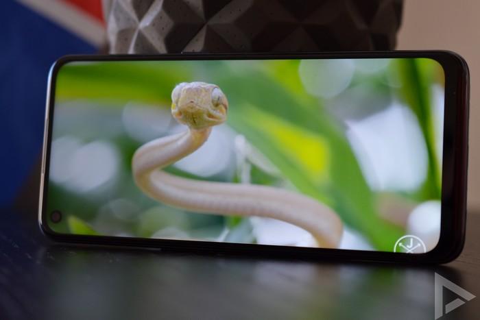 OnePlus Nord N10 display