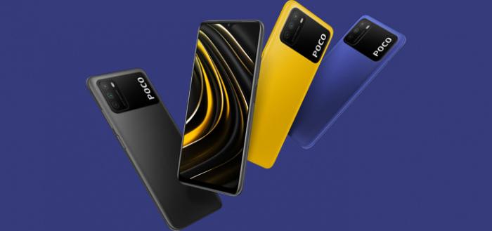 Poco M3 komt naar Nederland: stijlvolle smartphone voor 169 euro