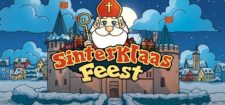 Sinterklaas Feest: vermakend spel voor de allerkleinsten