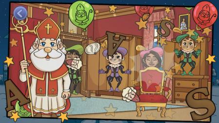 Sinterklaas Feest spel