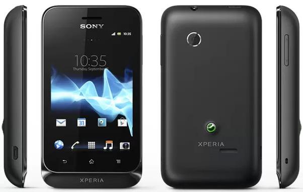 Sony Ericsson Xperia Tipo