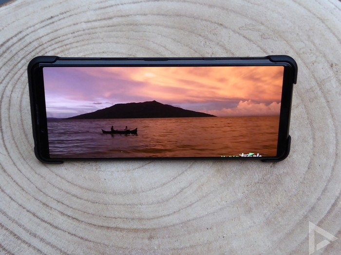 Sony Xperia 5 II Style Stand View cover