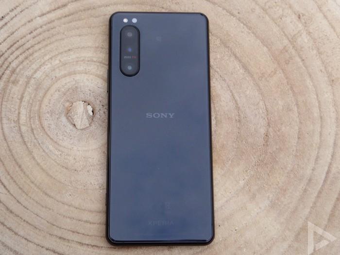Sony Xperia 5 II Achterkant