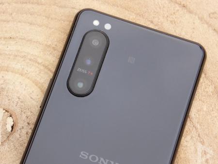 Sony Xperia 5 II camera