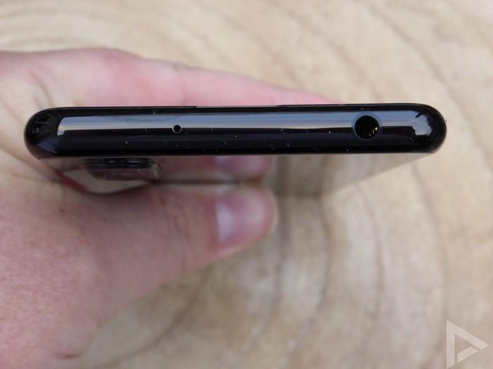 Sony Xperia 5 II headset