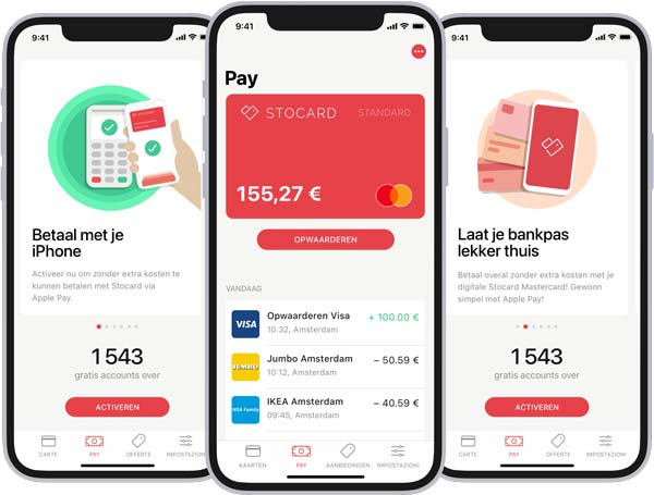 Stocard Pay