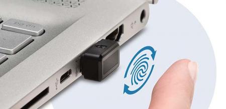 USB Vingerafdrukscanner