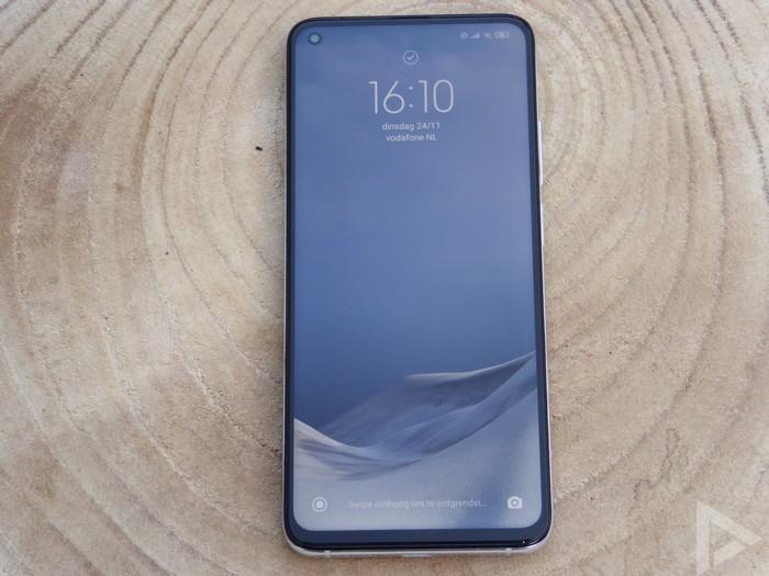 Xiaomi Mi 10T vergrendelscherm