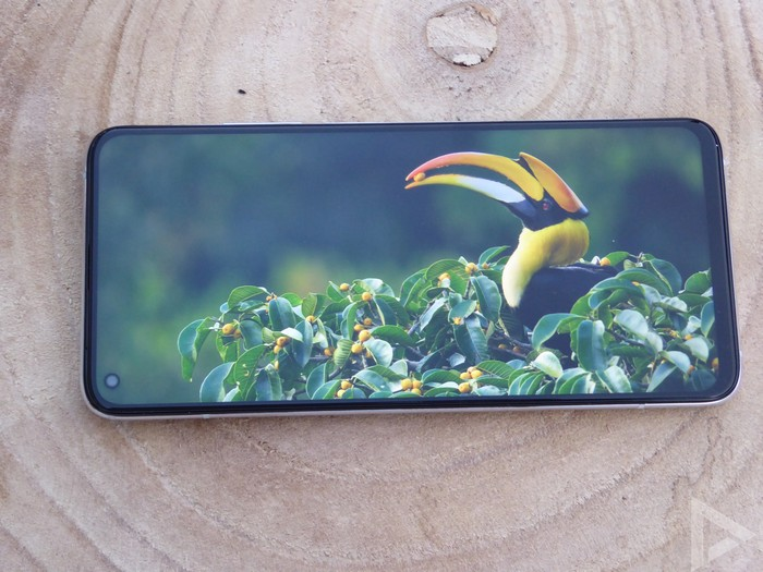 Xiaomi Mi 10T screen