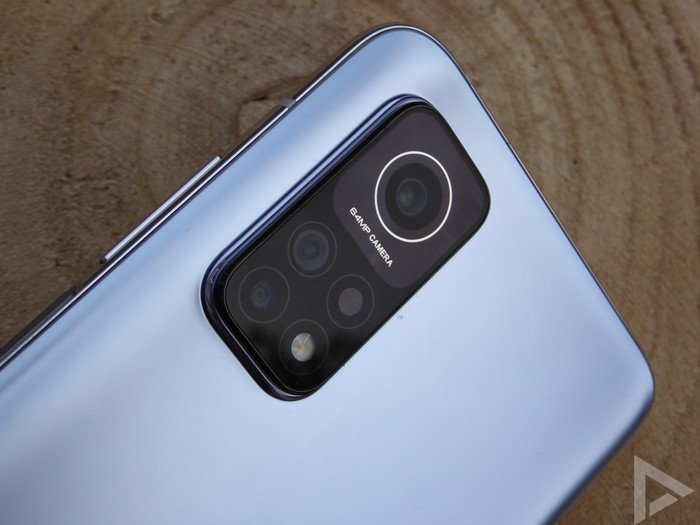 Xiaomi Mi 10T camera