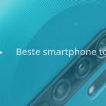 De 8 beste smartphones tot 200 euro (11/2020)