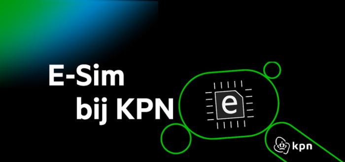 KPN begint met aanbieden van eSIM: dit moet je weten