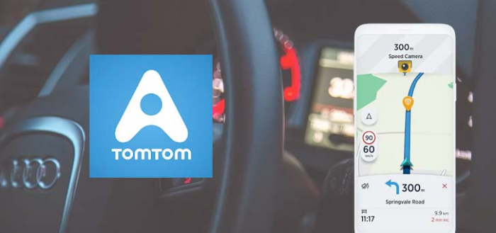 TomTom brengt AmiGO app uit voor Android Auto