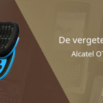 De vergeten telefoon: Alcatel OT-606 Chat