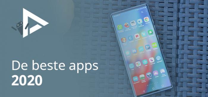 Dit zijn de 25 beste Android-apps van 2020