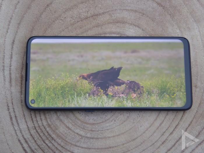 Moto G9 Plus video