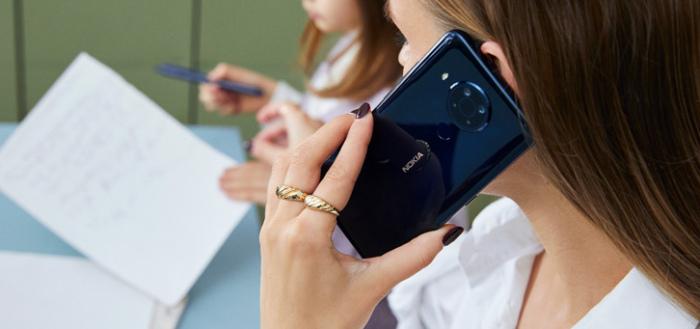 Nokia 5.4 aangekondigd: stijlvol en lekker betaalbaar