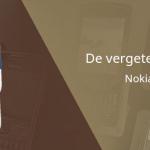 De vergeten telefoon: Nokia 5200