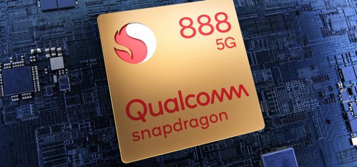 Qualcomm presenteert nieuwe high-end processor: Snapdragon 888