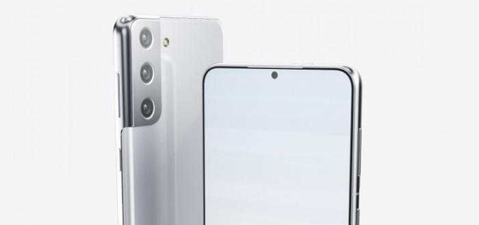 Duidelijkere blik op de Samsung Galaxy S21+: nieuwe renders