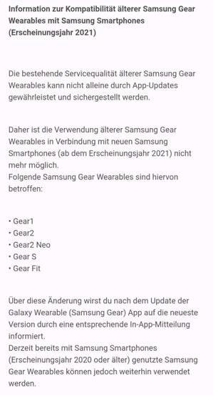 Samsung smartwatch 2021