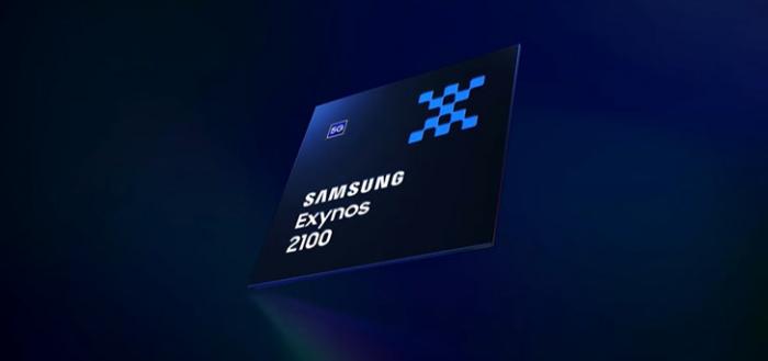 Samsung presenteert nieuwe Exynos 2100 chipset voor S21-serie