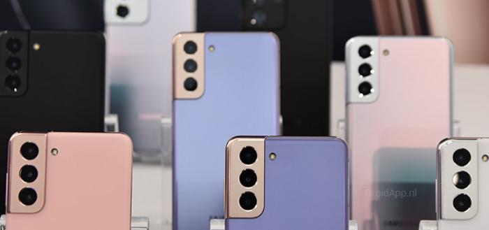 Samsung Galaxy S22-serie krijgt flink verbeterde camera; dit kunnen we verwachten