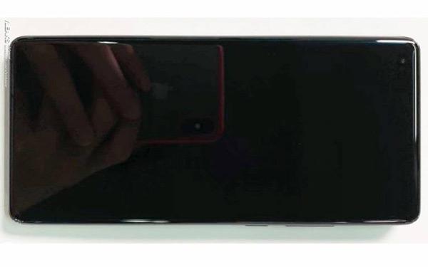 Huawei P50 voorkant foto