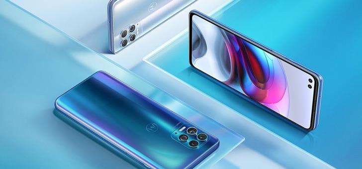 Motorola Edge S aangekondigd: Snapdragon 870 en groot scherm