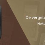 De vergeten telefoon: Nokia 1616