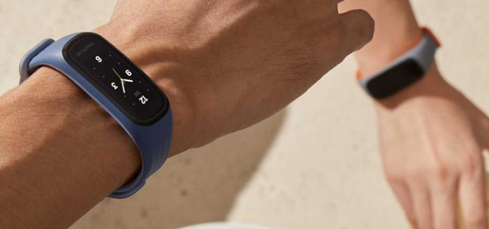 OnePlus Band fitness-tracker aangekondigd: aanval op Xiaomi