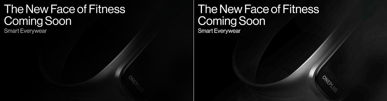 OnePlus fitness-tracker teaser