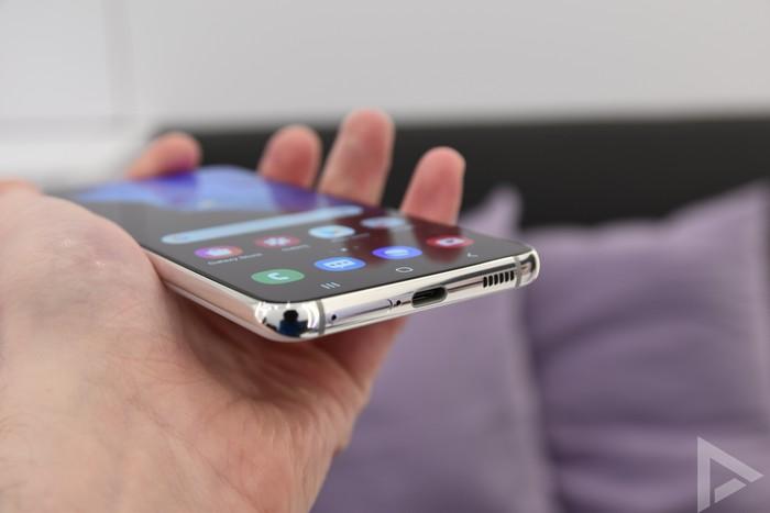 Samsung Galaxy S21 USB Sim