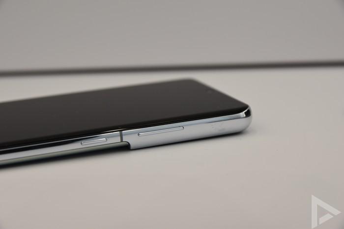 Samsung Galaxy S21 Ultra Dikte