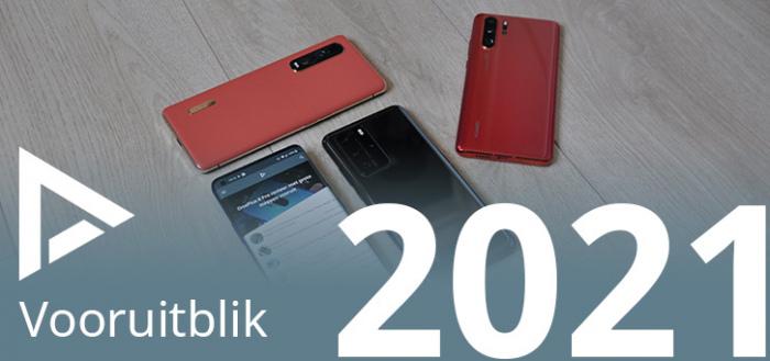Vooruitblik 2021: wat gaat de smartphonemarkt ons brengen?