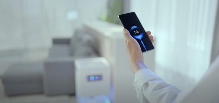 Xiaomi Mi Air Charge met 'remote charging': op afstand opladen