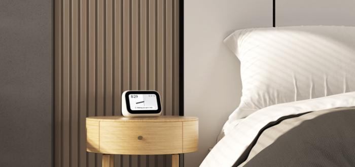 Xiaomi Mi Smart Clock aangekondigd: slimme wekker vol functies voor 49,95 euro