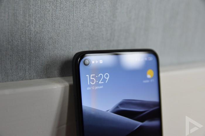 Xiaomi Redmi Note 9T front-camera