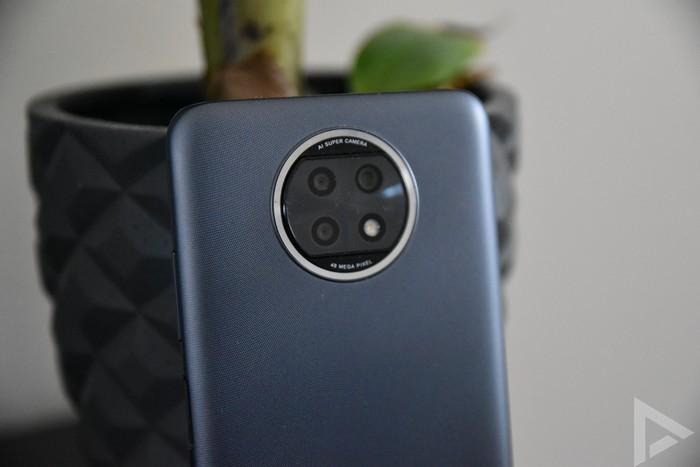 Xiaomi Redmi Note 9T camera