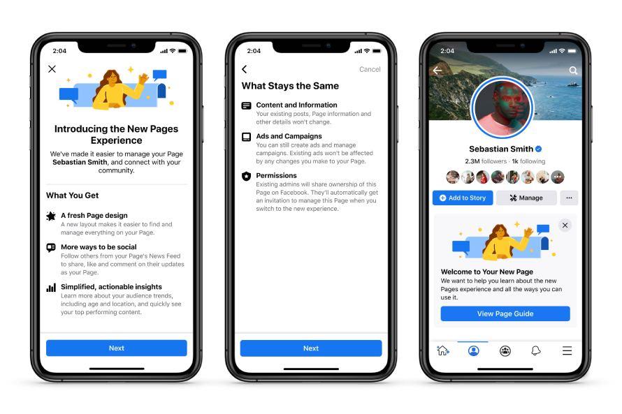 Facebook zonder like knop voor pagina's