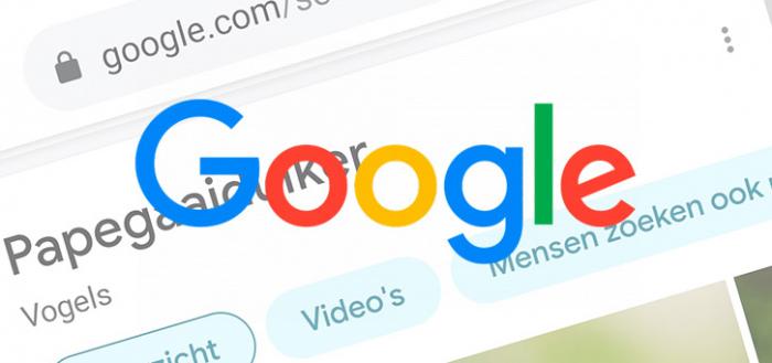 Google rolt nieuwe vormgeving uit naar mobiele zoekmachine: dit is er nieuw